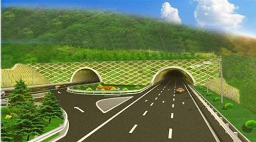 它是青海省首条全线采用双向六车道高速公路标准建设的公路,公路设计