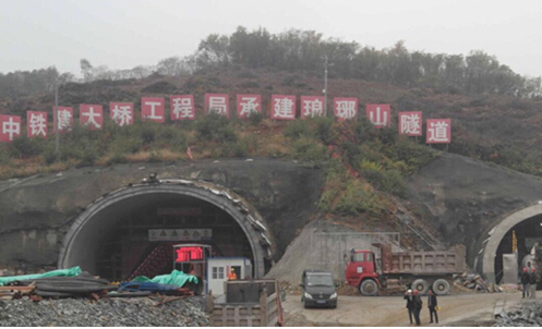 【威保隧道资讯】合肥滁州第一条公路隧道——琅琊山隧道进展顺利